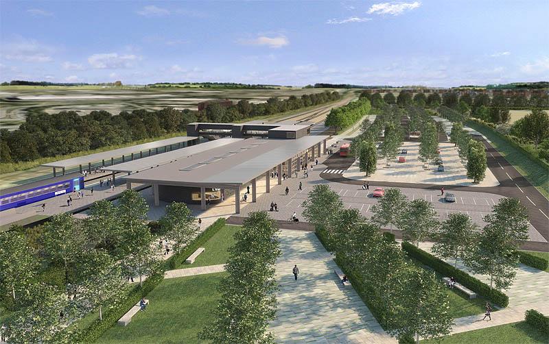 Proposed Beaulieu station