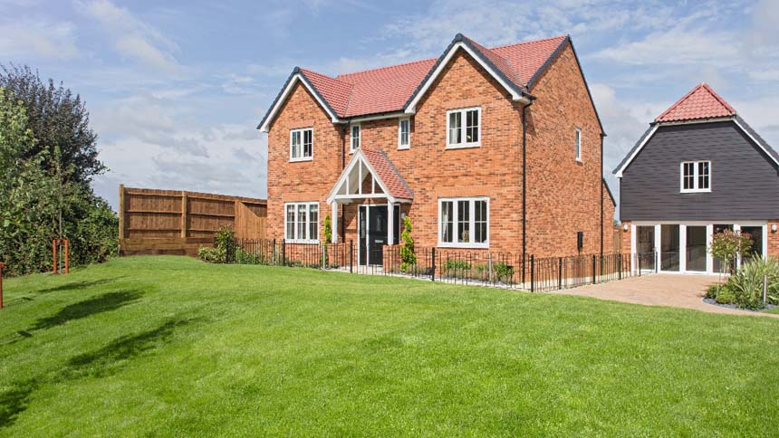 Thame Meadows (Bloor Homes)