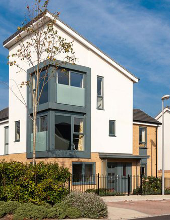 Shared Ownership New Build Bridgend