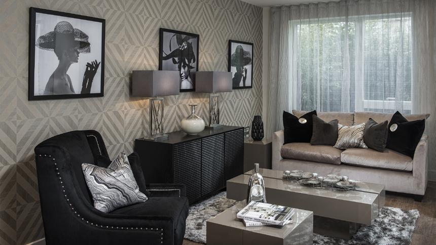 Barrington Garden's lounge