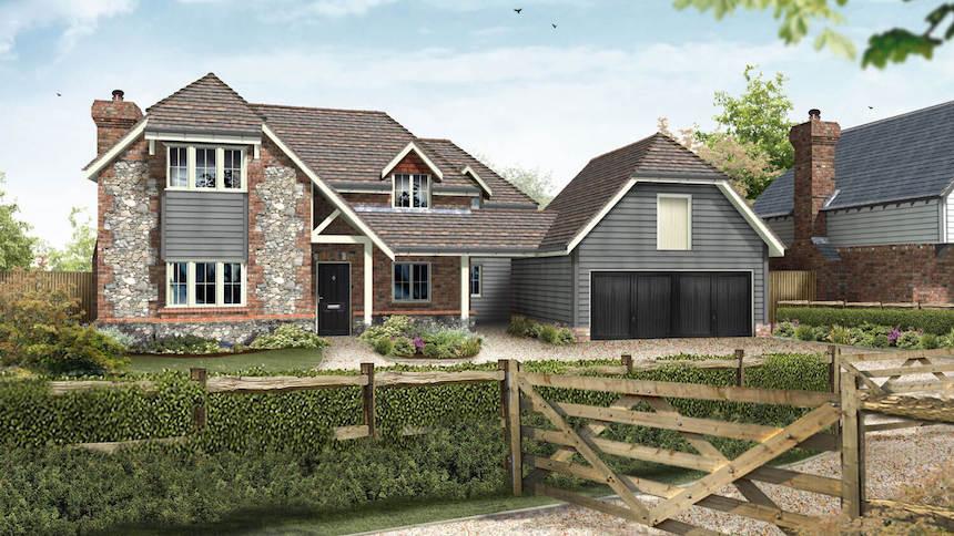 Bell Orchard (Millwood Designer Homes)