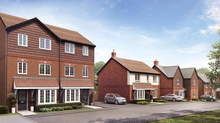 Middlefield Spring (Taylor Wimpey)