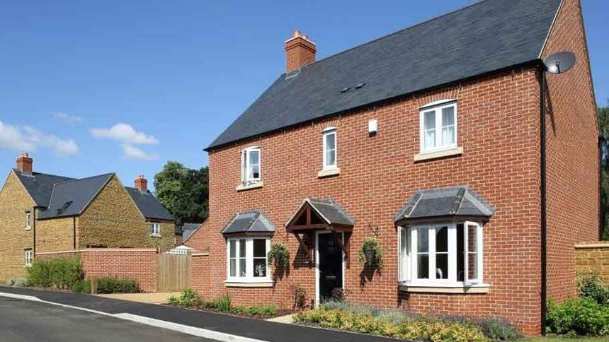 Hanwell Chase (Persimmon Homes)