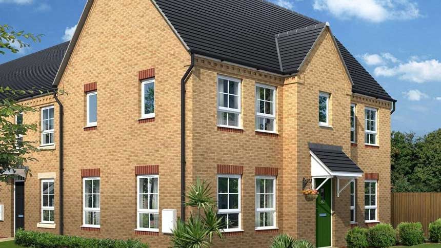 Longford Park (Barratt Homes)