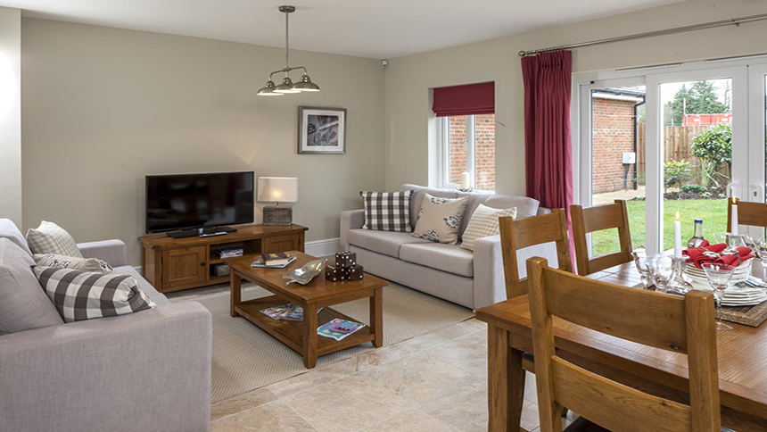 Cherhill View in Calne, Wiltshire (Redrow Homes)