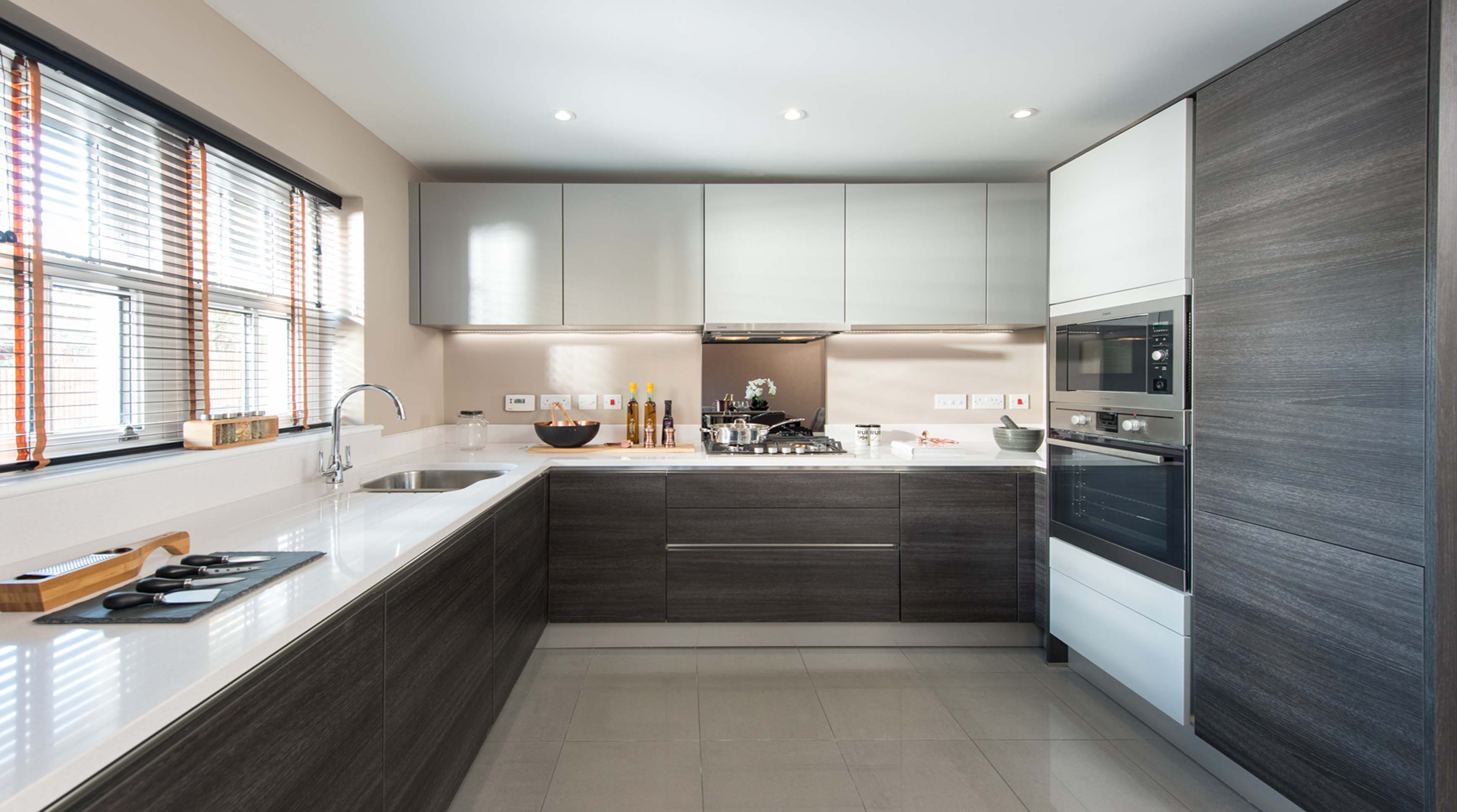 Basswood Kitchen