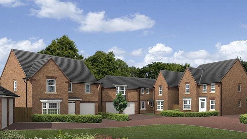 Woodland Rise (David Wilson Homes)