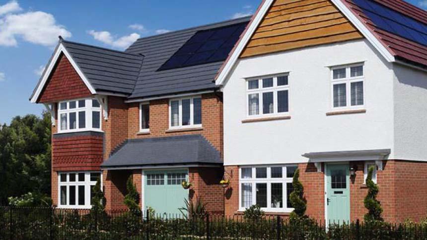 The Warwick (Redrow Homes)