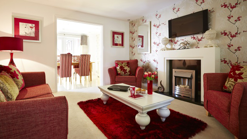 The psychology of colour in your home for Room color psychology