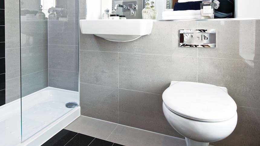 Nightingale Rise bathroom (Weston Homes)