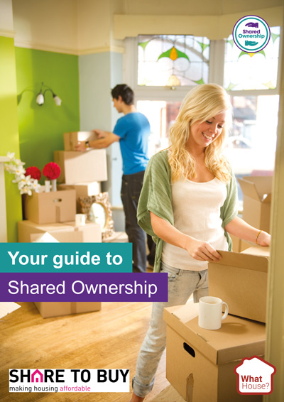 Shared Ownership guide cover