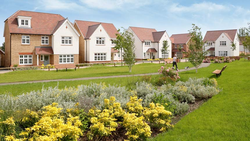 St Andrews Park (Redrow Homes)