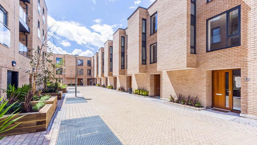 Brackenbury Grove (One Housing)
