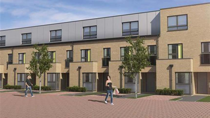 Pietro House (Bellway Homes)