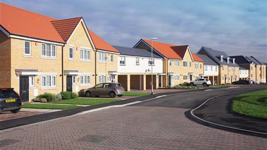 Dunton Fields (Bellway Homes)