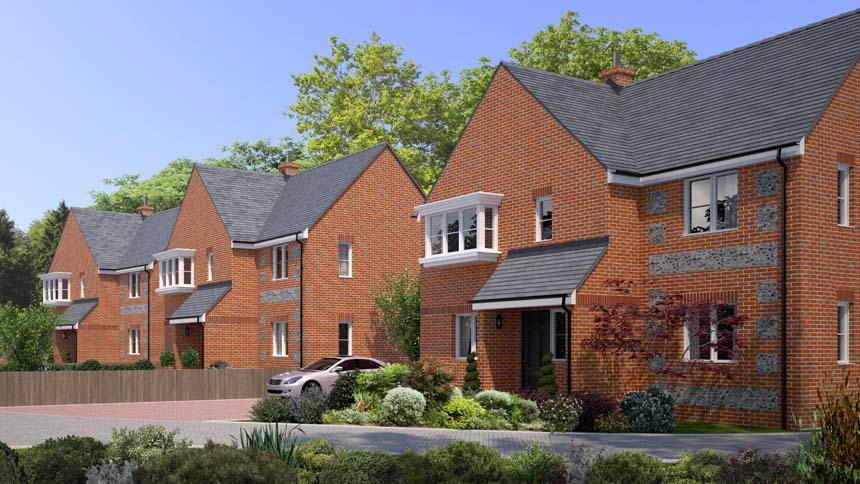 Clarendon Place (Kitewood Estates)
