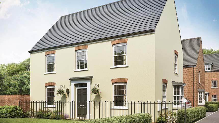 Bishops Green (David Wilson Homes)