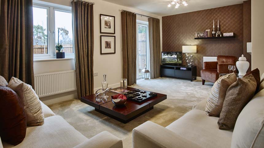 The Penn lounge (Bellway Homes)