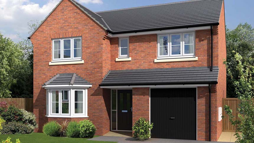 New Build Homes Easingwold