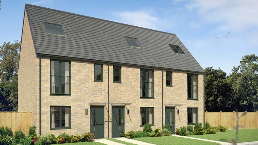 Silverfields (Persimmon Homes)