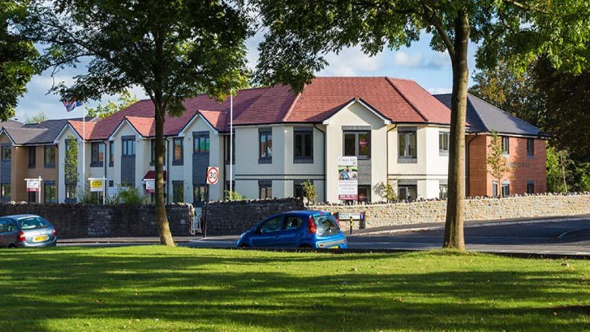 Sapphire Lodge (Churchill Retirement)