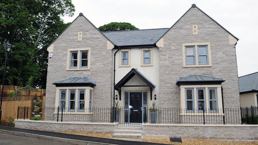 Stone Cross Mansions