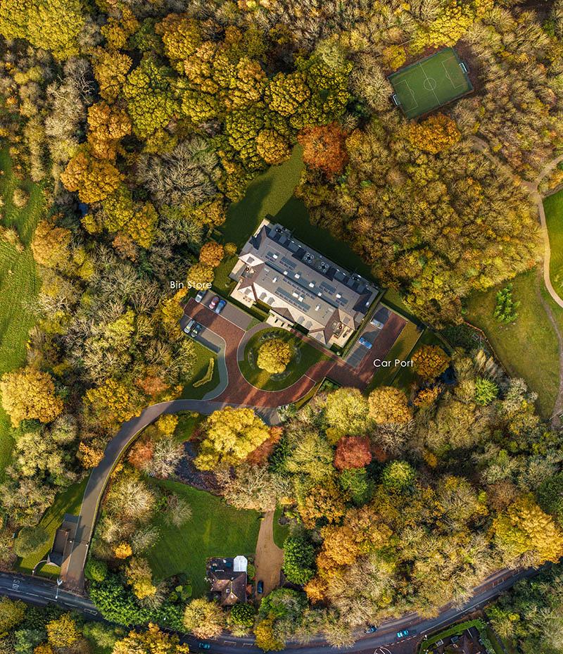 Lawn Manor