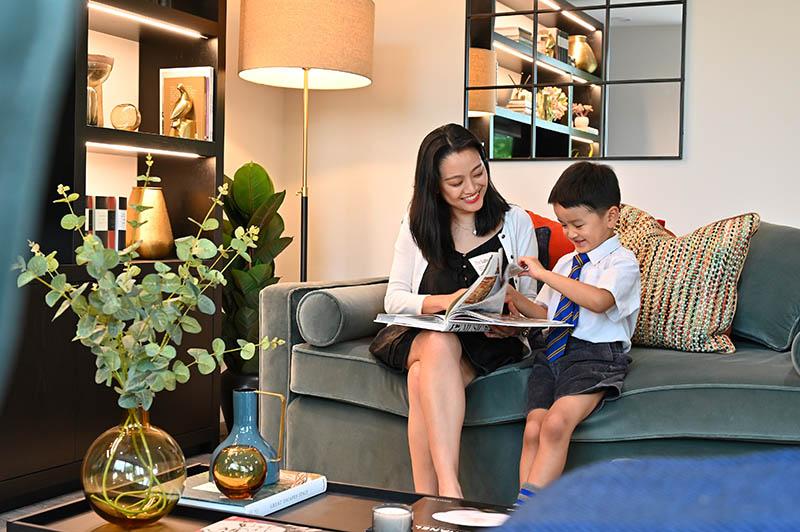 Tao Liu family