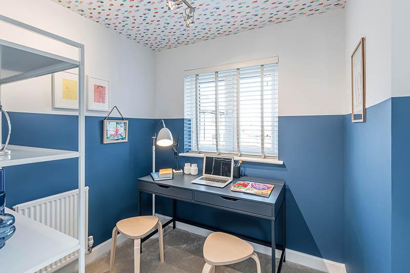Barratt Homes study