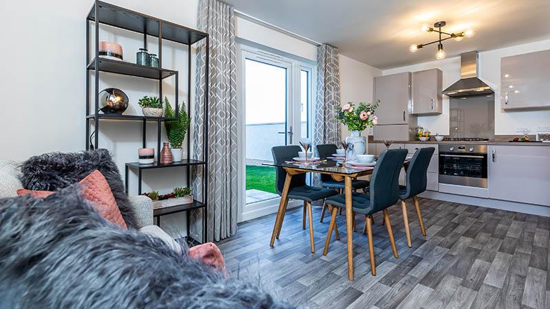 Barratt Homes interiors