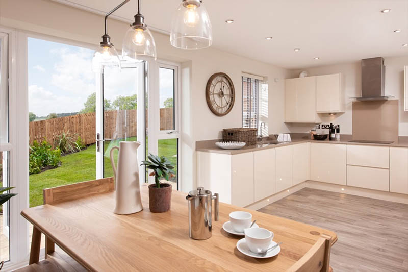 Barratt Homes interiors
