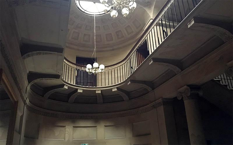 Longhirst Hall