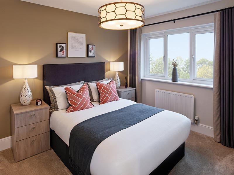 Redrow bedroom