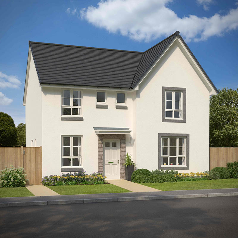 'Balmoral' house type