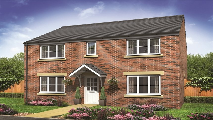 Wootton New Builds