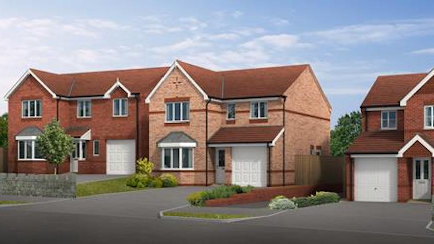 Hasland Green (Rippon Homes)
