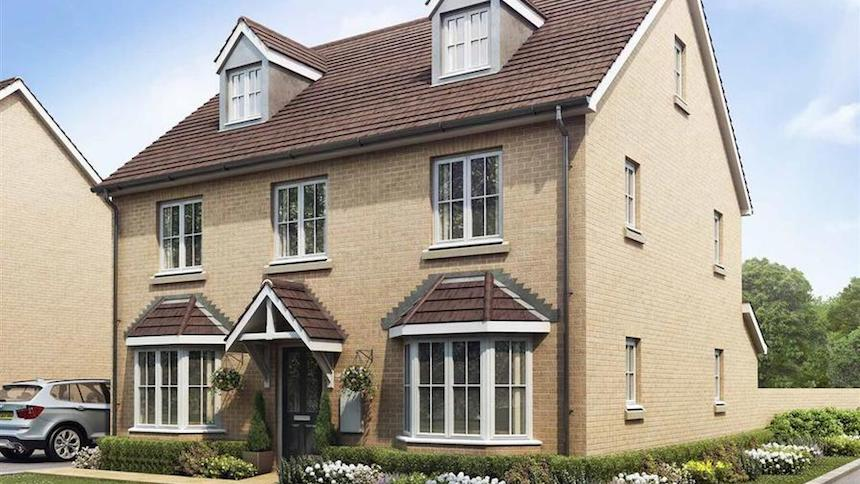 Shakespeare Park (Taylor Wimpey)