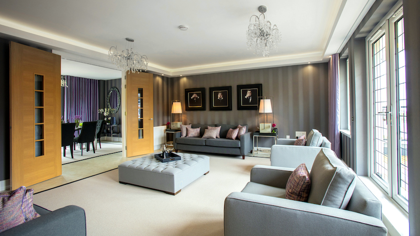 Show Home Room By Room The Cramond Newton Mearns