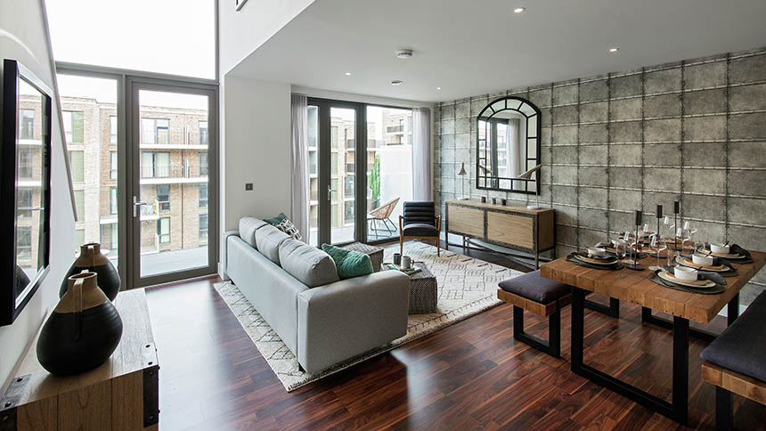 Platinum Apartments (Network Homes)