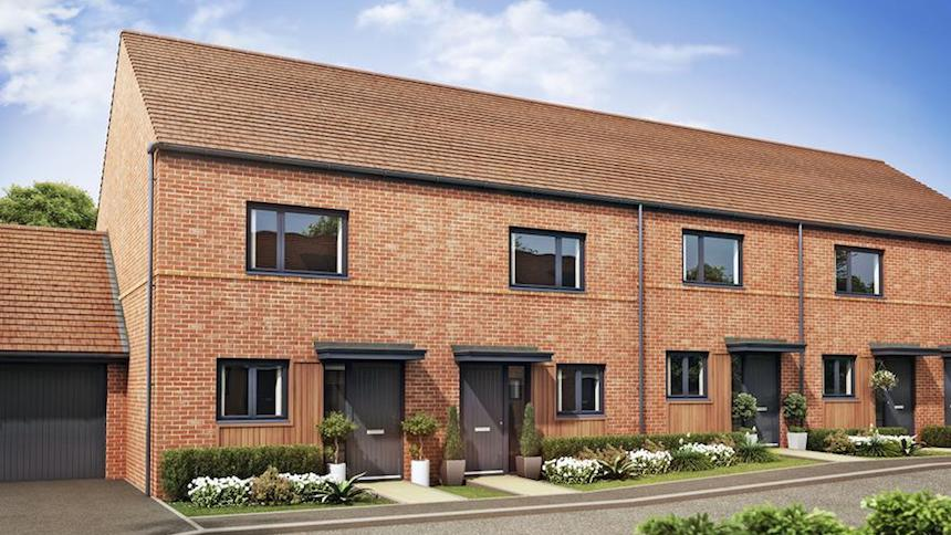 New Quarter (Barratt Homes)