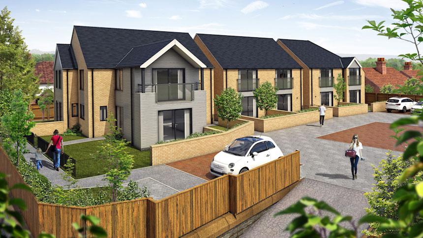 84 Broadgate (Swan Homes)