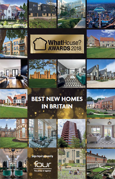 WhatHouse? Awards 2018 cover