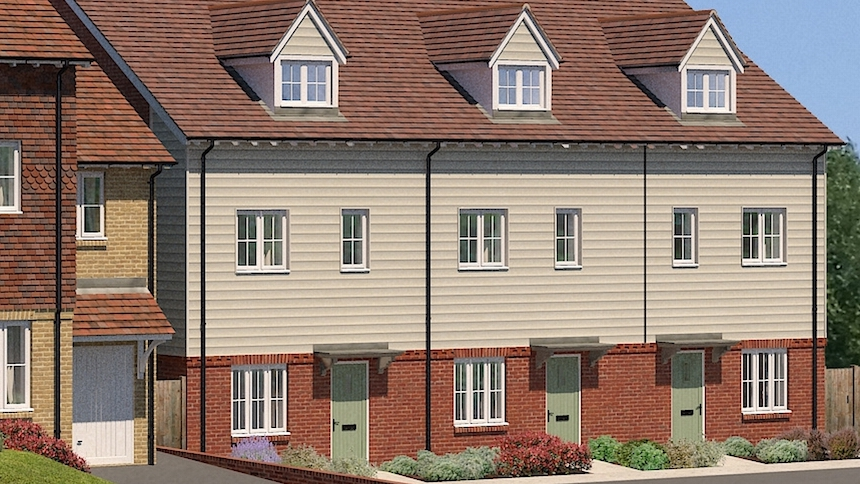 Oakline in Heathfield (Matthew Homes)