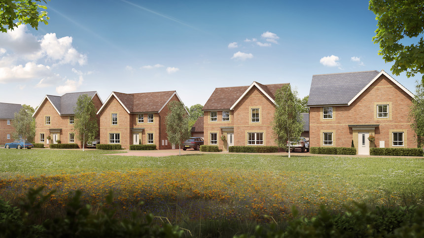 Cricket Field Grove (Barratt Homes)