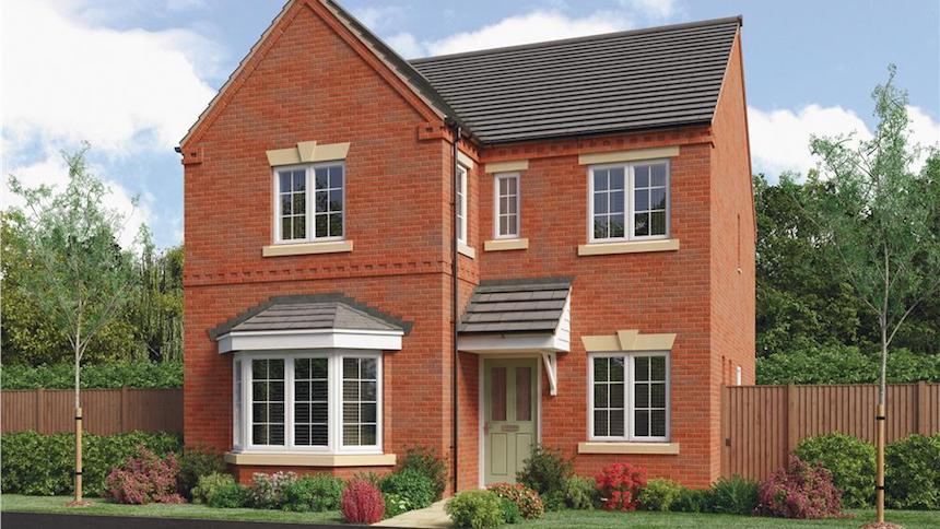 East midlands new homes round up the best of the region for New home builders victoria