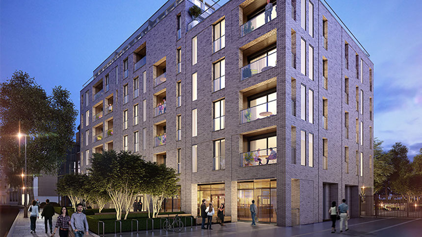 500 Chiswick High Road (Redrow)