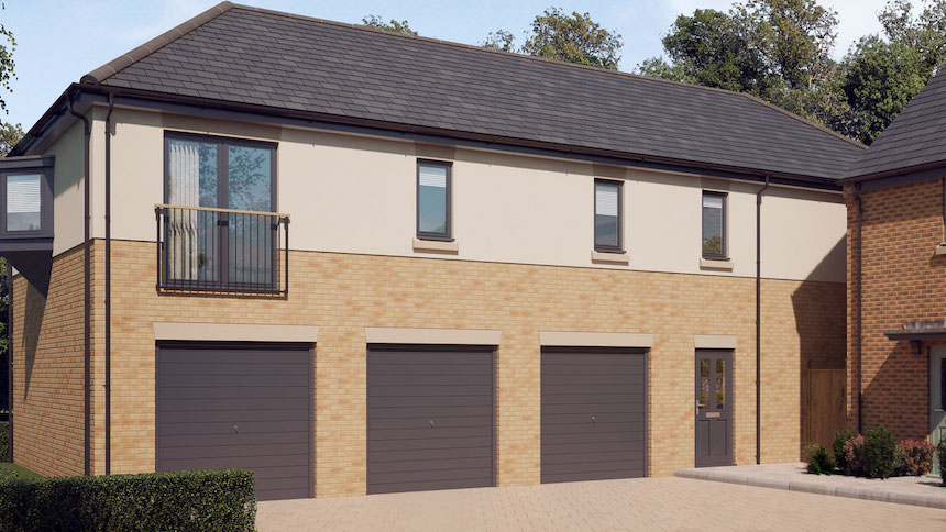 Heartlands at Priors Hall Park (Jelson Homes)