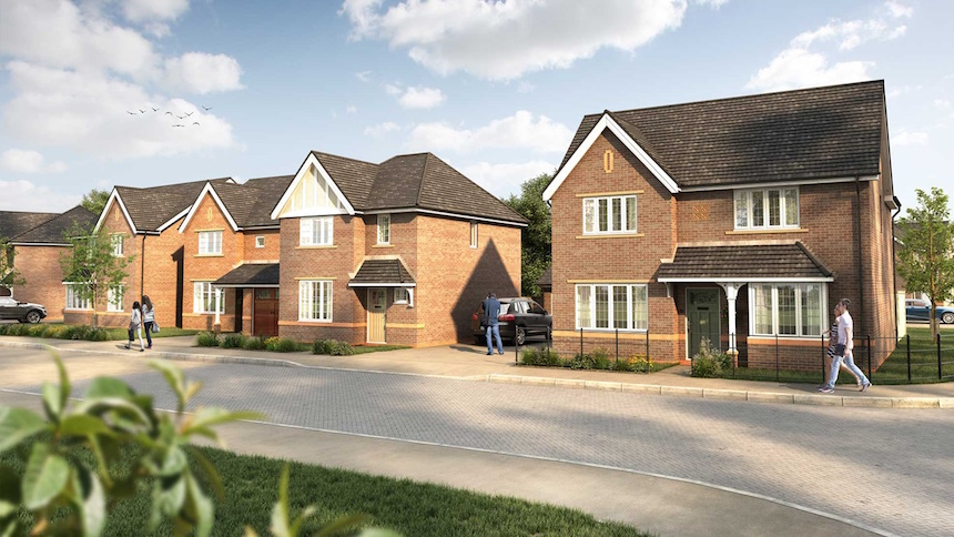 Bushby Fields (Bloor Homes)