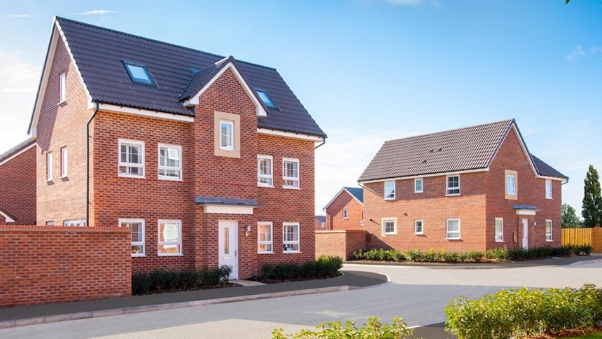 The Furlongs (Barratt Homes)