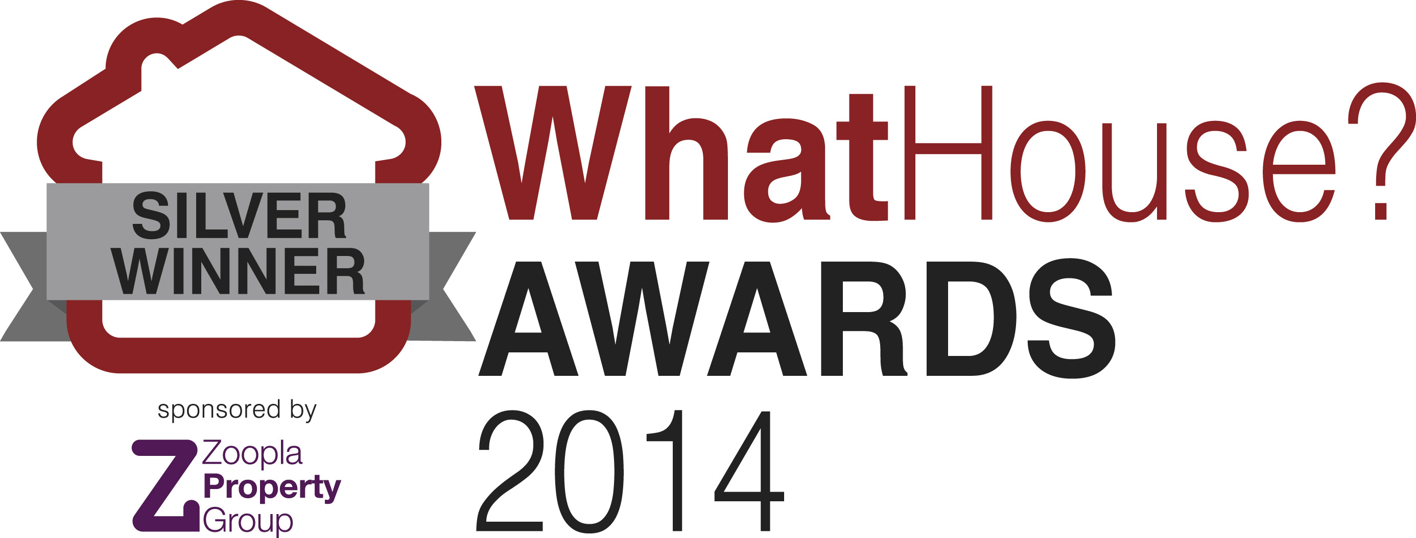 WhatHouse? Awards Winner Silver 2014